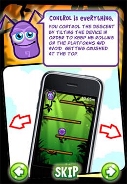 Juegos de arcade: descarga Bicho en la jungla a tu teléfono