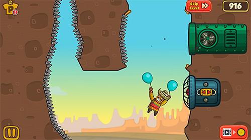 Logikspiele Balloon journey für das Smartphone