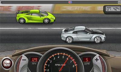 Drag Racing für Android