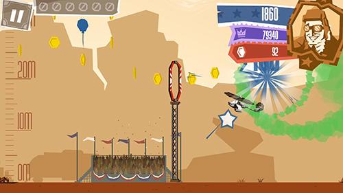 Arcade-Spiele Loopy loops für das Smartphone
