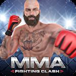 MMA Fighting clash Symbol