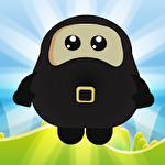 Fat jumping ninja icono
