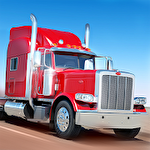 Big truck drag racingіконка