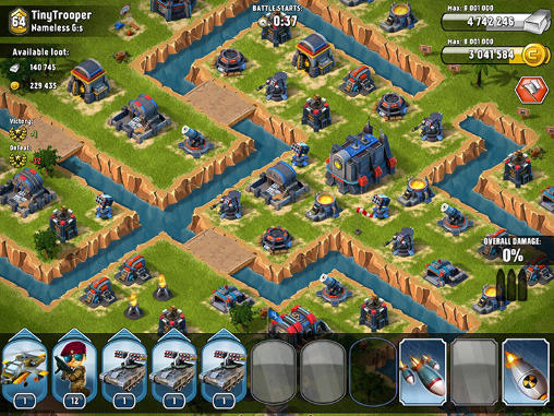 Tiny troopers: Alliance para Android