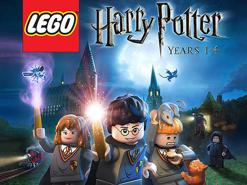 LEGO Harry Potter: Years 1-4 captura de tela 1