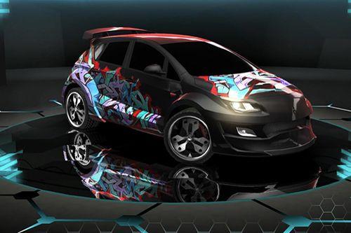 Rennspiele: Lade X Racer: Verkehrsdrift auf dein Handy herunter