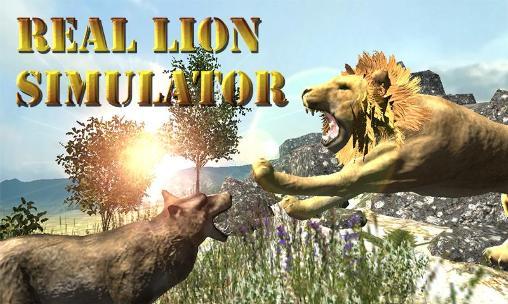 Real lion simulator screenshot 1