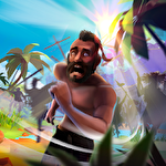 Stay alive: Survival and adventures on the island Symbol