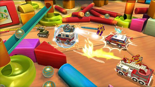 Micro machines for iPhone for free