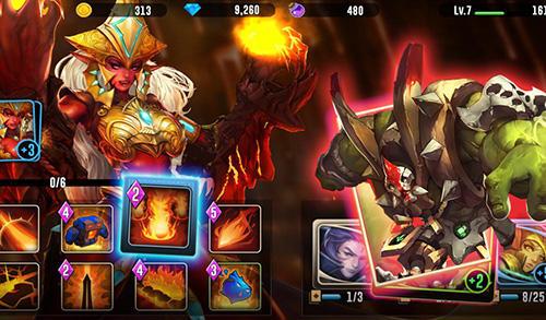 RPG Guardians arena für das Smartphone