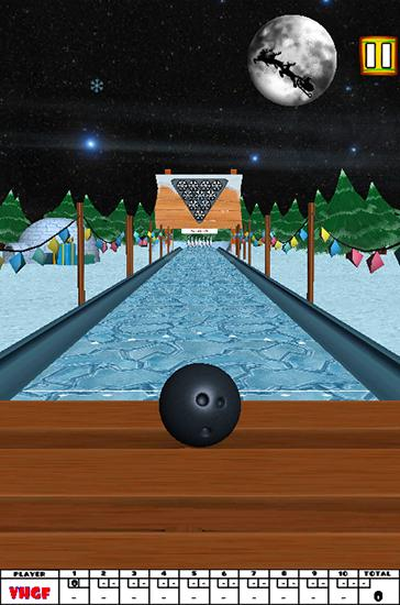 Bowling Xmas für Android
