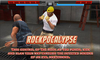 WWE Presents Rockpocalypse screenshot 1