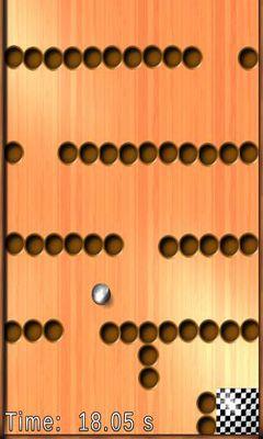 Arcade-Spiele Marble Maze. Reloaded für das Smartphone