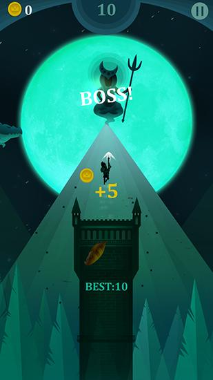 Dragon jump for Android