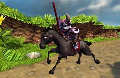 Screenshot Der letzte Ritter auf dem iPhone