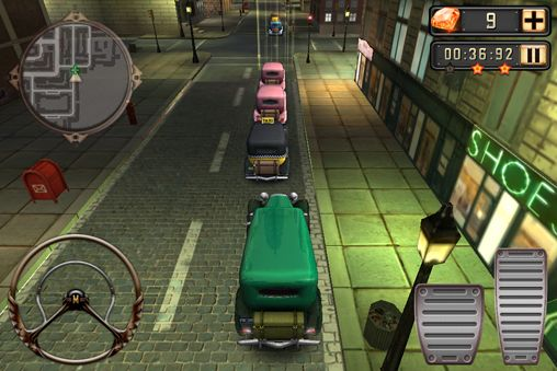 Mafia Fahrer: Omerta für iPhone