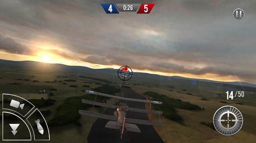Spiele mit Flugzeugen Ace academy: Black flight auf Deutsch