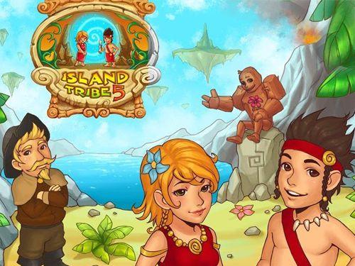 logo Isla de la tribu 5