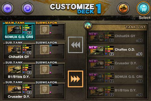 Arcade: Lade Panzer Battalion: Blitz auf dein Handy herunter