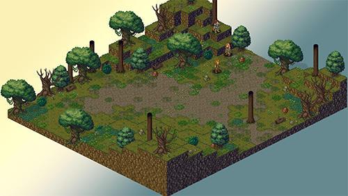 Arcadian Atlas screenshot 1