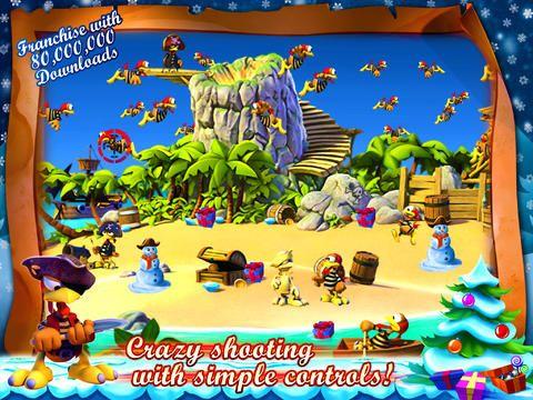 Сумасшедшие Куры: Пираты - Рождественский выпуск