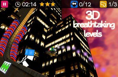 Arcade-Spiele: Lade AeroDrift auf dein Handy herunter