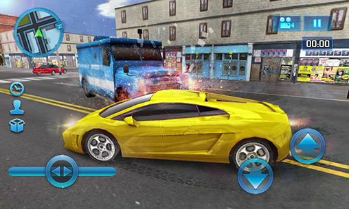 Driving in car for Android