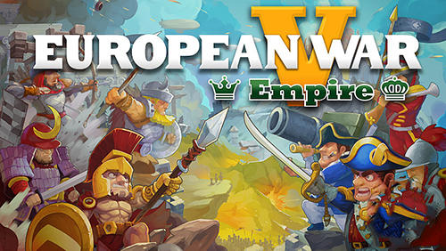 European war 5: Empire Screenshot