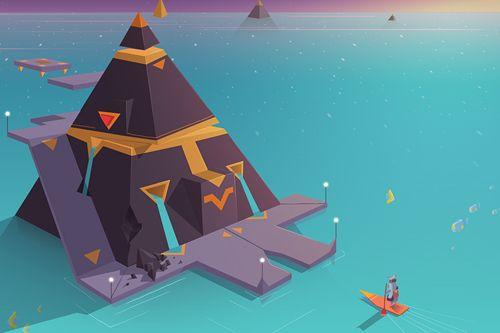 Screenshot Abenteuer von Poco Eco: Verlorener Sound auf dem iPhone