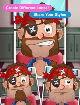 Arcade-Spiele: Lade Verrückte Rasur auf dein Handy herunter
