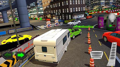 Action driver: Drift city auf Deutsch