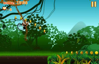Screenshot Evolutionsreise auf dem iPhone