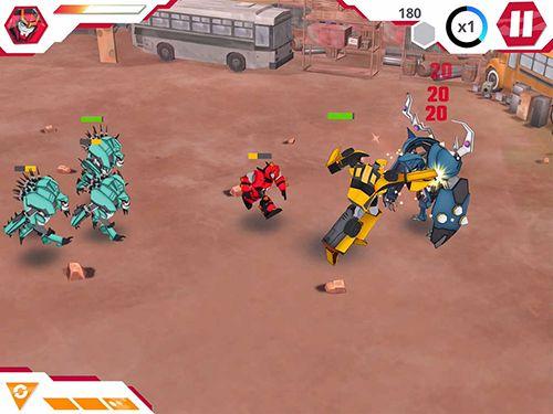 Transformers: Getarnte Roboter für iPhone