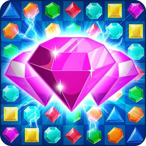 Jewel Empire : Quest & Match 3 Puzzle icono