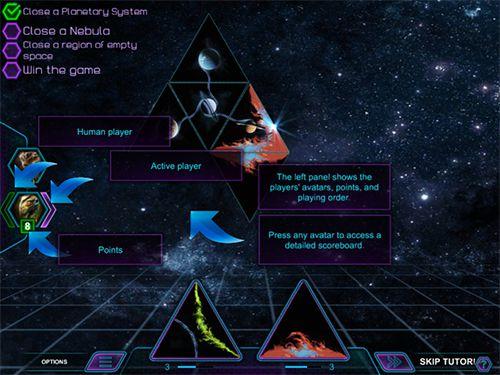 Multiplayerspiele: Lade Galaxie von Trian auf dein Handy herunter