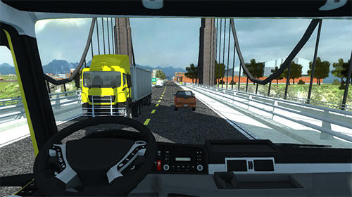 Big truck hero 2: Real driver для Android