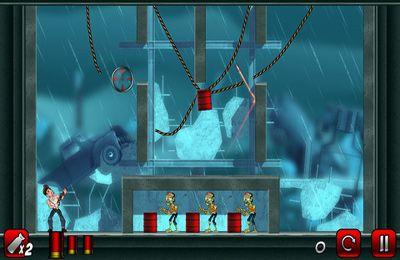 Screenshot Dumme Zombies 2 auf dem iPhone