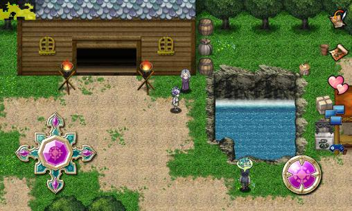 RPG RPG Asdivine menace für das Smartphone