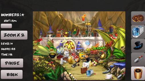 Lost adventures: Hidden objects captura de tela 1