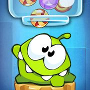 Om Nom Idle Candy Factory icono