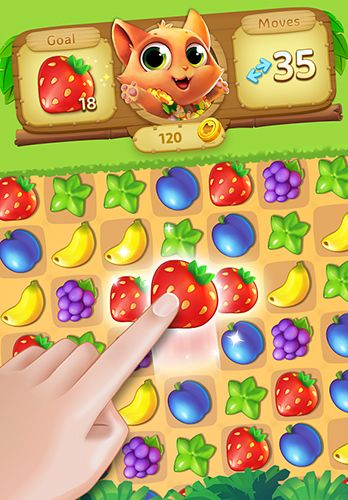 Screenshot Tropicats: Puzzle Paradies auf dem iPhone