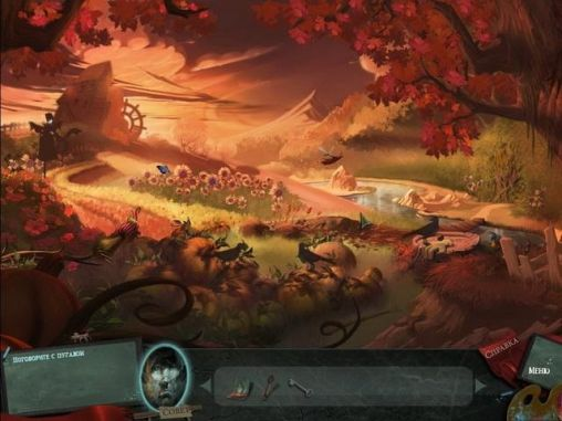 Abenteuer-Spiele Drawn: The painted tower für das Smartphone