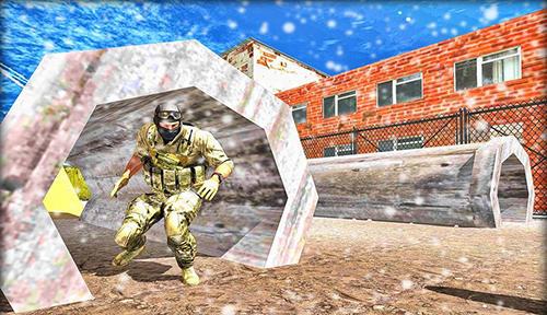 Simulator-Spiele US army: Military training camp für das Smartphone