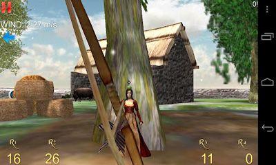 Schießstand-Spiele Longbow auf Deutsch