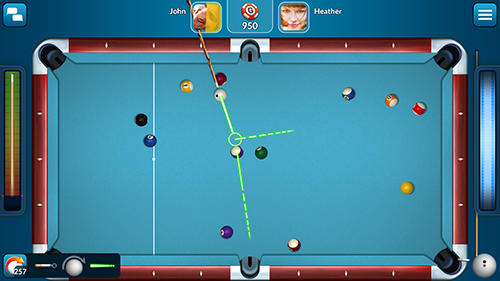Pool live pro: 8-ball and 9-ball captura de tela 1