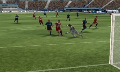 Sports games PES 2011 Pro Evolution Soccer for smartphone