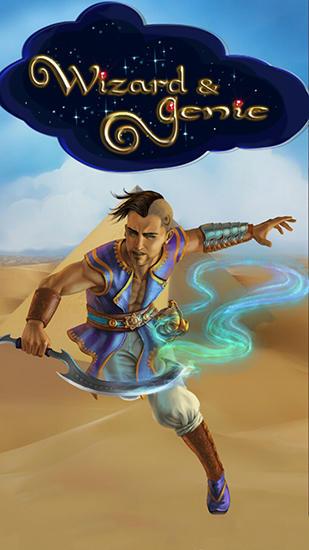 Wizard and genie: Match 3 stars Screenshot