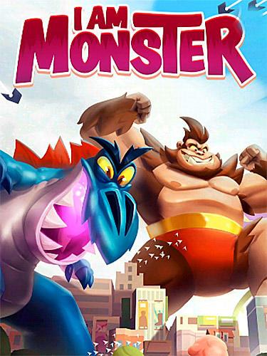I am monster: Idle destruction captura de tela 1