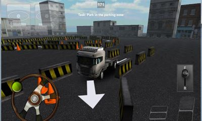 Truck Parking 3D Pro Deluxe pour Android