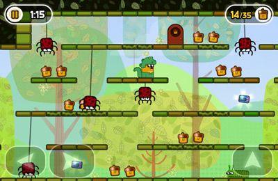 Jogos de arcade: faça o download de Em Busca de Bolotas para o seu telefone